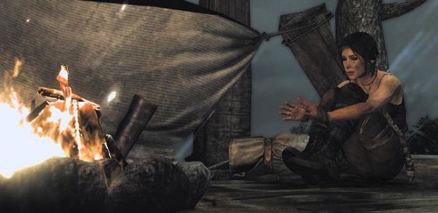 Detrás del score de Tomb Raider