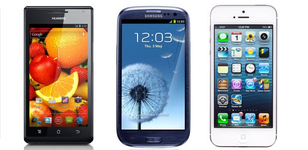 Los 10 fabricantes de teléfonos en el mundo