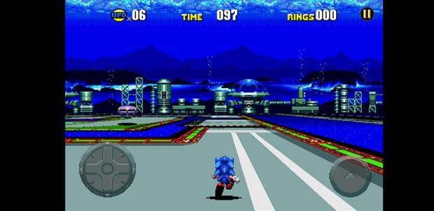 Sonic CD ya está en Windows Phone