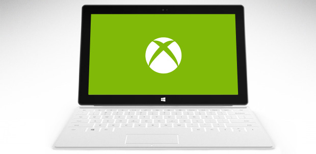 Microsoft busca el juego portátil con Surface