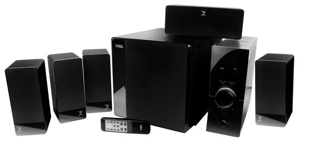 Potente sonido con Tech Sound 5.1