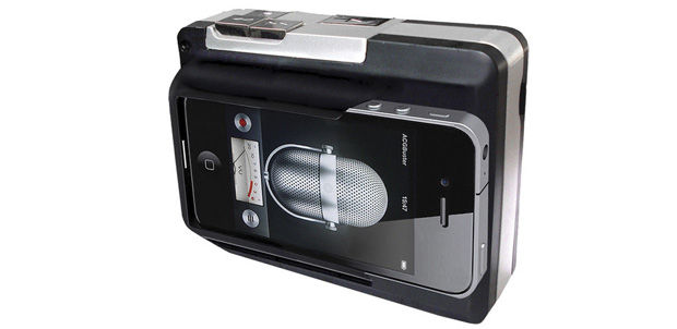 Pasa tus Cassettes a tu iPhone o iPod touch