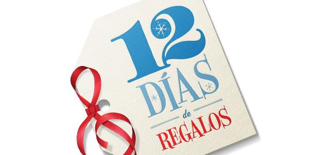 12 días de regalos de iTunes en México
