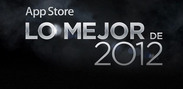 Lo Mejor de 2012 en iTunes App Store