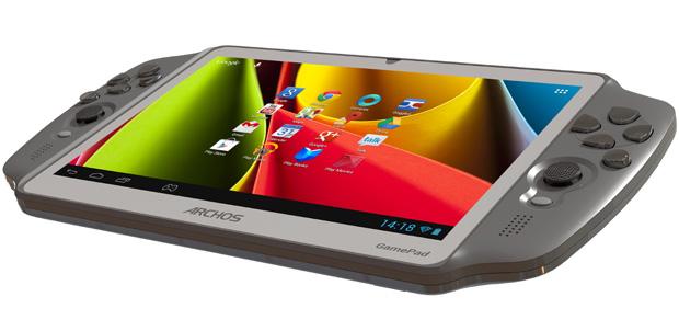 Archos GamePad, tablet y consola