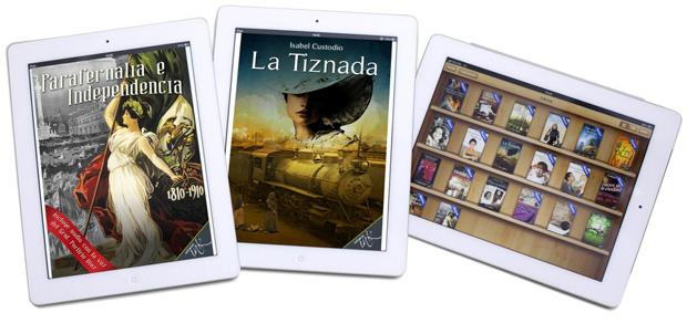 Editorial Ink, libros interactivos para México