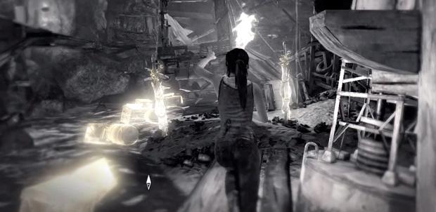 Lara Croft, más que lista e ingeniosa