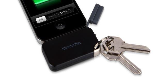 Lleva una carga de batería para tu iPhone