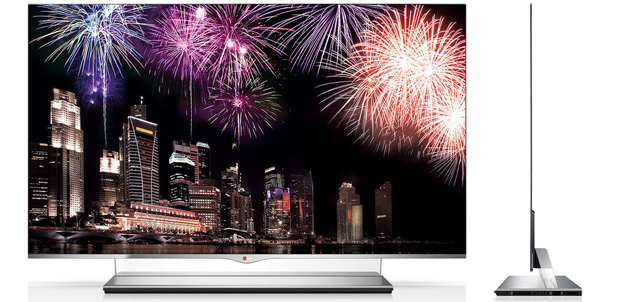 LG se enfocará a las pantallas en CES 2013