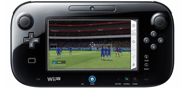 Demo de FIFA 13 para Wii U ya listo