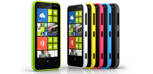 Nuevo Lumia 620 con Windows Phone 8