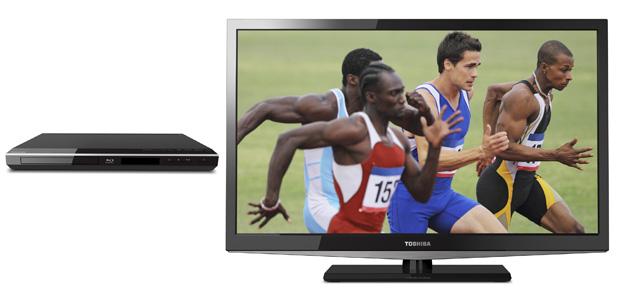 Mejores experiencias en HD con Toshiba
