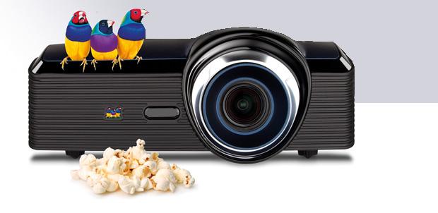 Disfruta de películas y juegos con Pro9000