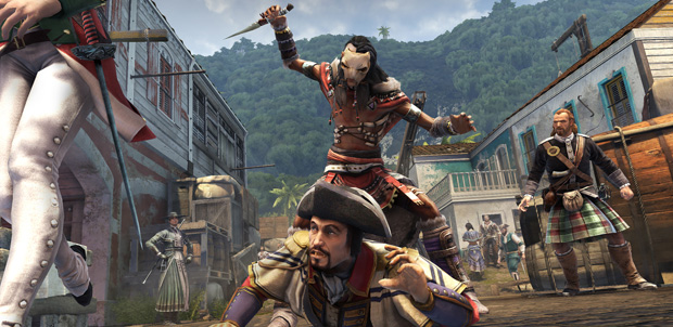 DLC de Assassin's Creed III para Wii U