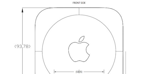 El nuevo Apple TV será más pequeño