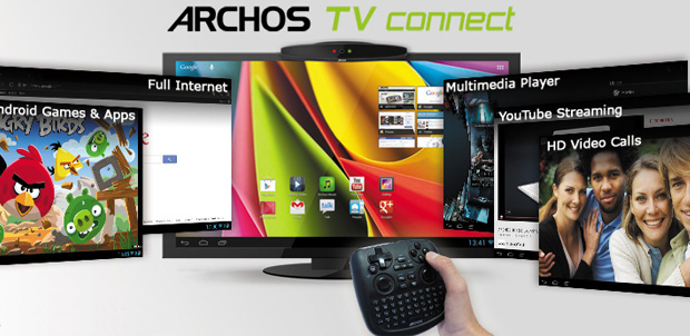Archos TV Connect con Android Jelly Bean