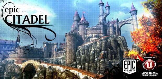 Epic Citadel llega a Google Play