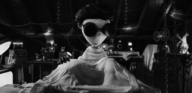 Frankenweenie disponible en Blu-ray