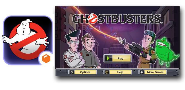 El regreso de Ghostbusters es en iOS
