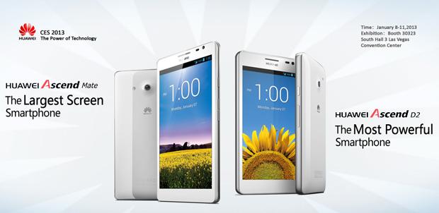 La nueva generación de Huawei Ascend