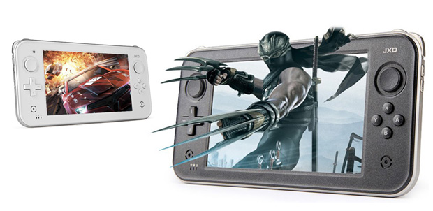 La portátil JXD S7300 HD Gamepad2