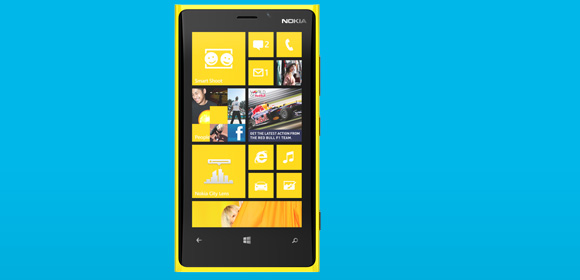 Nokia Lumia 920 listo para México