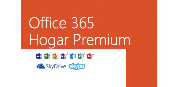 Así es el nuevo Office 365 Home Premium