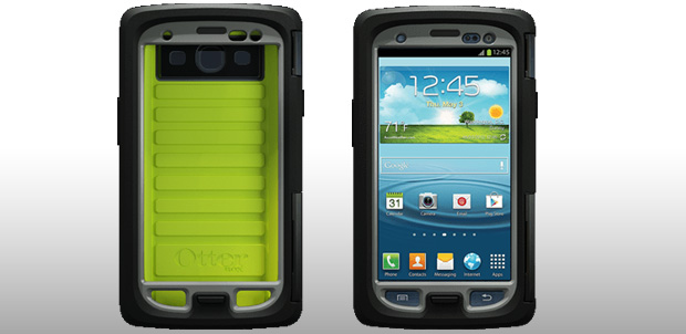 Otterbox Armor Series Cases para GSII