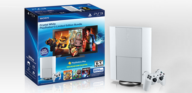 PlayStation-3-Slim-White