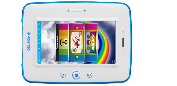 Polaroid presenta una tablet para niños