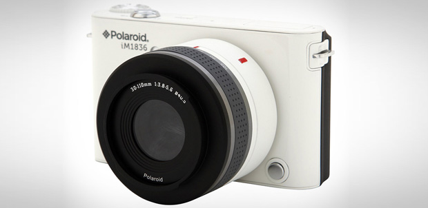 La primer DSLR Polaroid con Android
