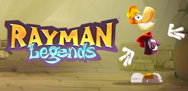 Rayman Legends para Wii U en febrero