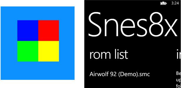Snes8x-Windows-Phone