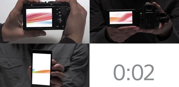 En 5 minutos se ensambla un Xperia Z