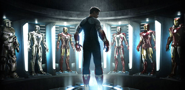 TCL dará tecnología a Iron Man 3