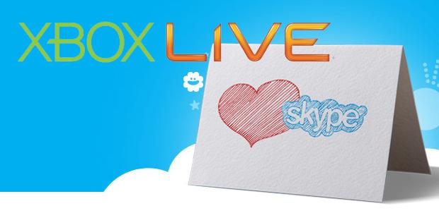 Skype podría llegar al nuevo Xbox