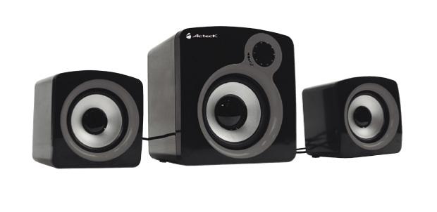 AXF-190 el sistema de audio para tu PC