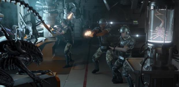 Trailer extendido de Aliens: Colonial Marines