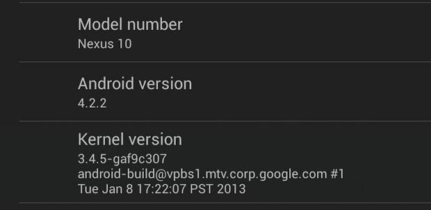 Google libera la versión Adroid 4.2.2