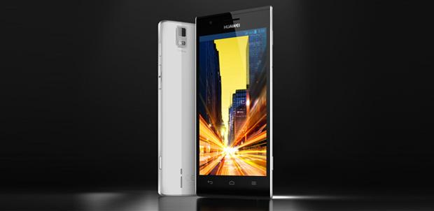 Por fin, Huawei presentó Ascend P2
