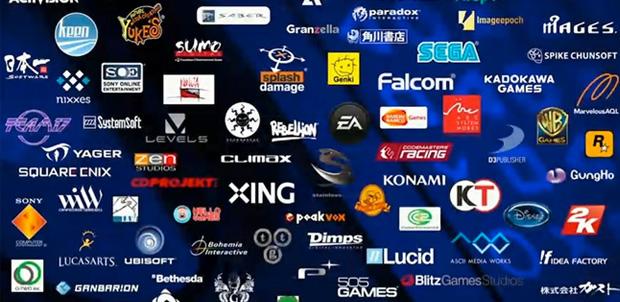 Desarrolladores que van a PlayStation 4