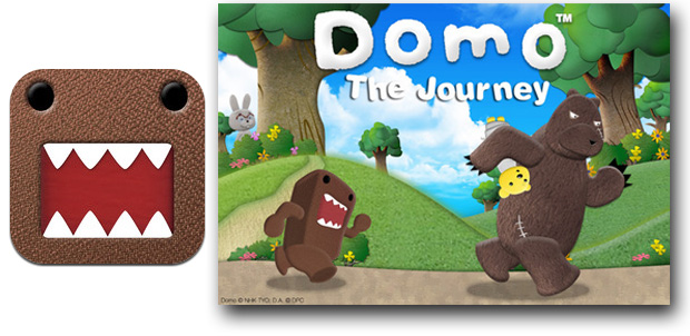 Juego de Domo-Kun para iPhone
