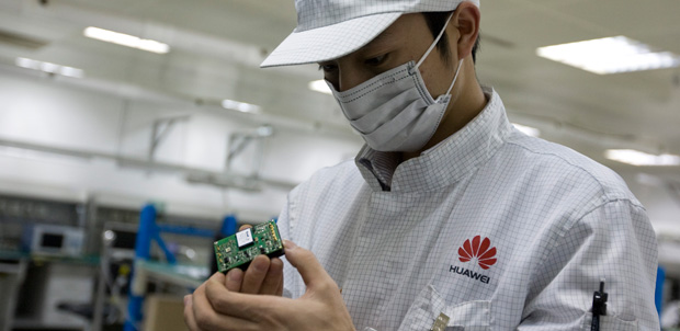 "Huawei va por el ""The Green Mobile"""