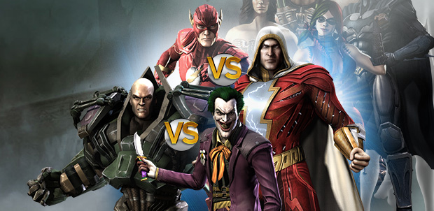 Nueva ronda de Injustice Battle Arena