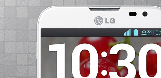 LG Optimus G Pro con 5.5″ Full HD