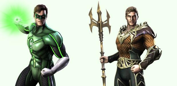 Linterna-Verde-Aquaman