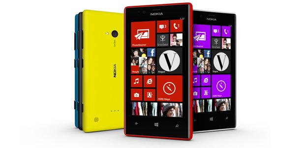 Detalles del nuevo Nokia Lumia 720