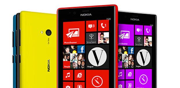 Imágenes de Lumia 720 y Lumia 510