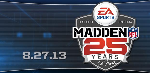 Madden NFL 25 llegará en agosto