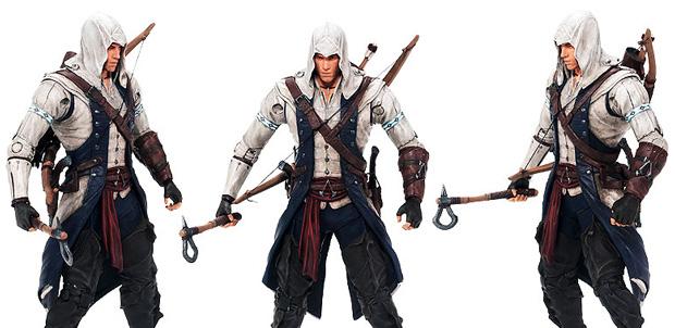 Figuras de acción de Assassin's Creed